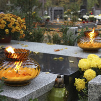 Beerdigung, Bestattungsunternehmen, Blumen Schurig